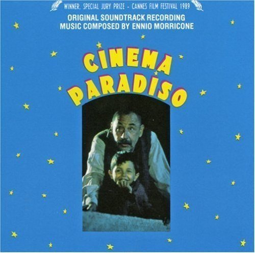 Cinema Paradiso Soundtrack Music By Ennio Morricone