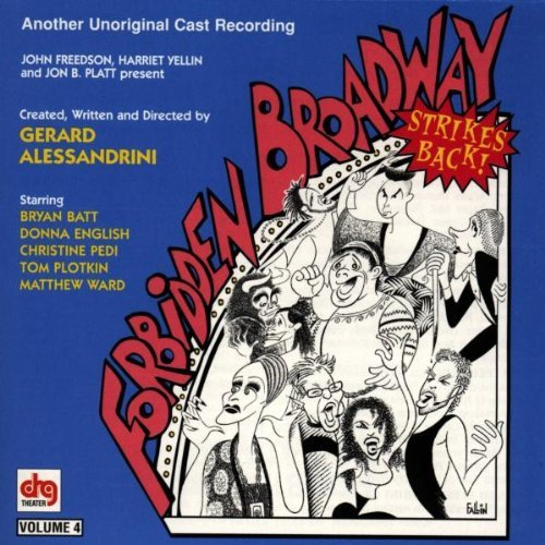 Forbidden Broadway Vol. 4 Strikes Back