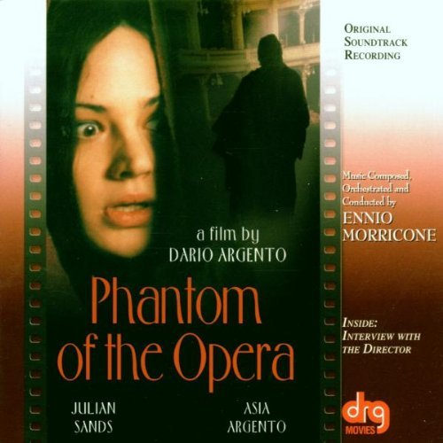 Ennio Morricone Phantom Of The Opera Music By Ennio Morricone
