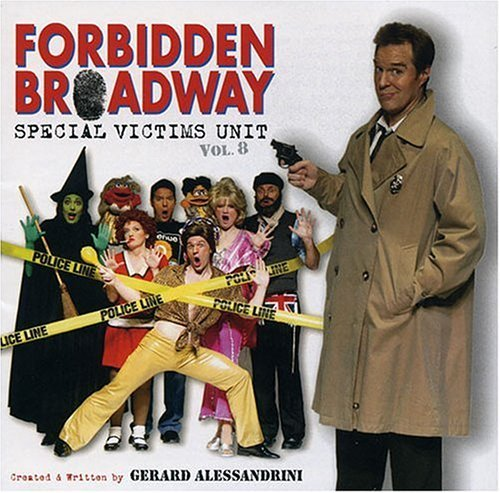 Cast Recording Forbidden Broadway Special Vic
