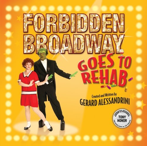 Cast Recording Forbidden Broadway Goes To Re