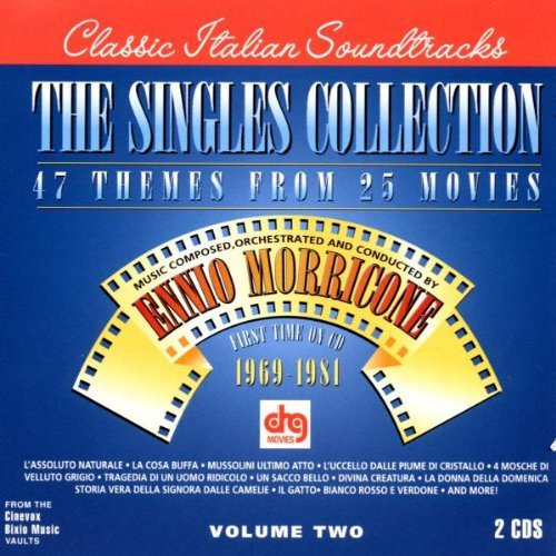 Ennio Morricone Vol. 2 Main Titles 2 CD Set