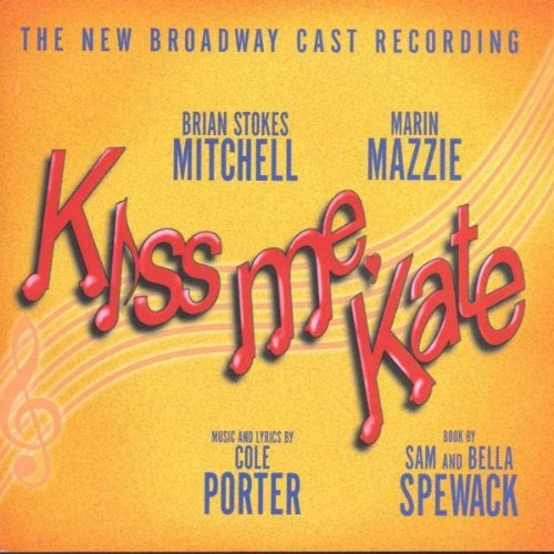 Broadway Cast Kiss Me Kate