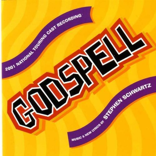 Cast Recording Godspell Music By Stephen Schwartz
