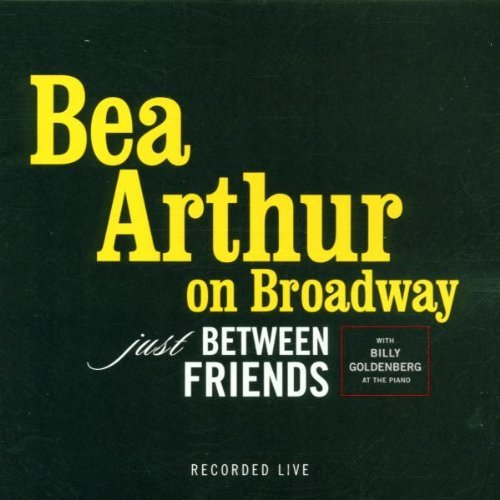 Bea Arthur On Broadway