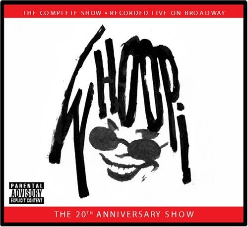 Whoopi Goldberg Back To Broadway The 20th Anni Explicit Version 2 CD Set