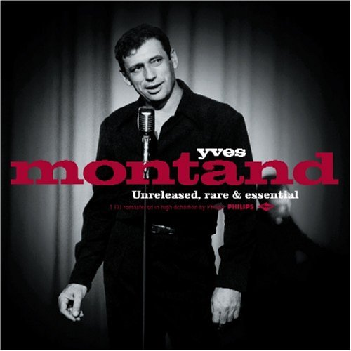 Yves Montand Unreleased Rare & Essential