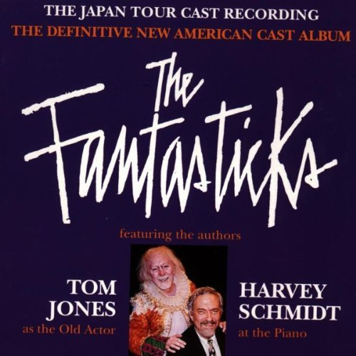 Japan Tour Cast Fantasticks