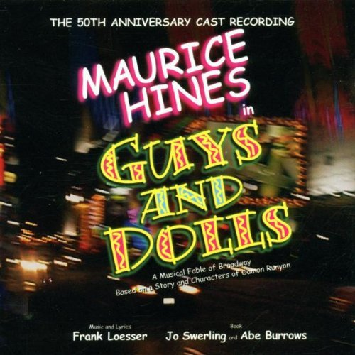 Maurice Hines Guys & Dolls Music By Maurice Hines