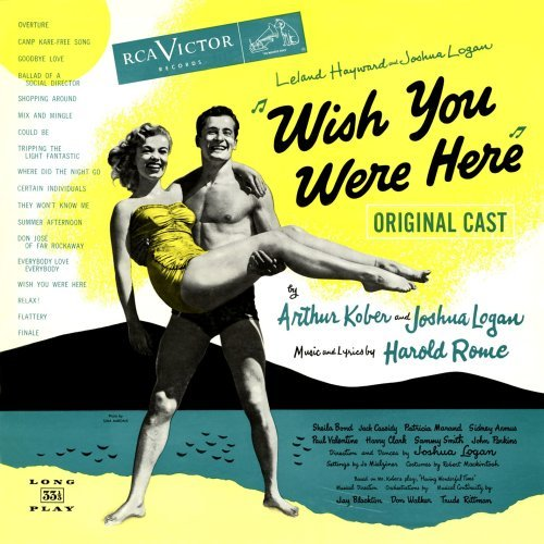 Broadway Cast Wish You Were Here