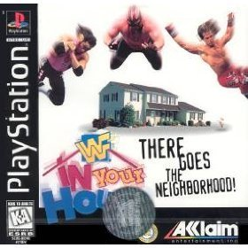 Psx Wwf In Your House E
