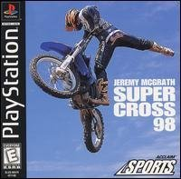 Psx Jeremy Mcgrath Supercross '98 E