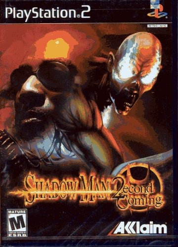 Ps2 Shadowman 2 Second Coming Rp