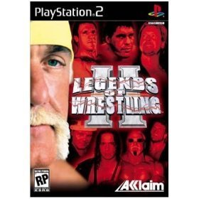 Ps2 Legends Of Wrestling 2
