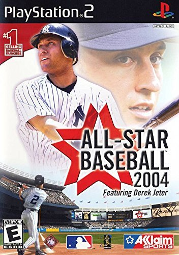 Ps2 All Star Baseball 2004