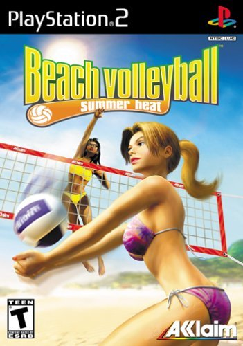 Ps2 Summer Heat Beach Volleyball