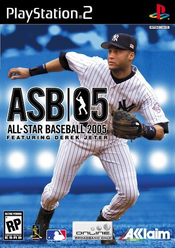 Ps2 All Star Baseball 2005
