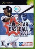Xbox All Star Baseball 2003