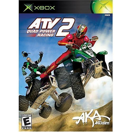 Xbox Atv Quad Power Racing 2