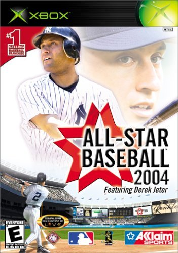 Xbox All Star Baseball 2004