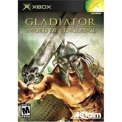 Xbox Gladiator Sword Of Vengeance M