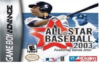 Gba All Star Baseball 2003