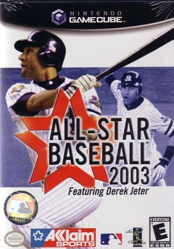 Cube All Star Baseball 2003