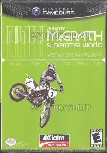 Cube Jeremy Mcgrath Supercross Worl