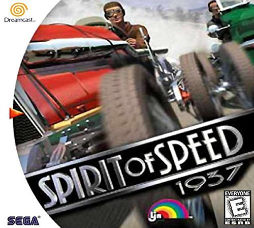 Sega Dreamcast Spirit Of Speed E