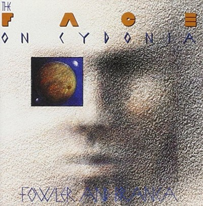 Fowler & Branka Face On Cydonia