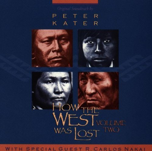 Kater Nakai Vol. 2 How The West Was Lost