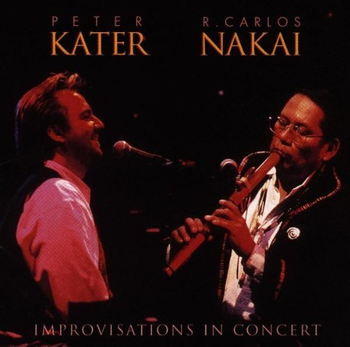 Kater Nakai Improvisations In Concert