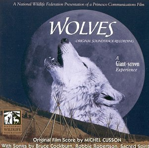 Wolves Soundtrack Cusson Cockburn Robertson Hdcd Sacred Spirits Youngblood