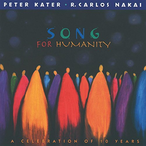 Kater Nakai Song For Humanity Celebration
