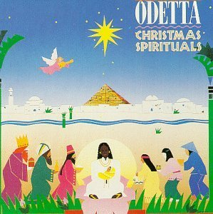 Odetta Christmas Spirituals Recorded In 1988