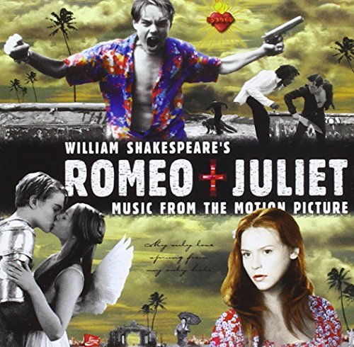 Romeo & Juliet Soundtrack Enhanced CD Butthole Surfers Cardigans