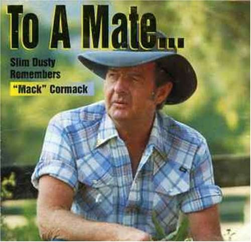 Slim Dusty Slim Dusty Remembers Mack Corm Import Aus
