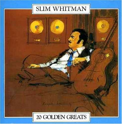 Slim Whitman 20 Golden Greats Import Aus