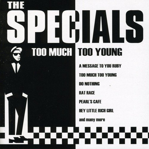 Specials Too Much Too Young Import Gbr