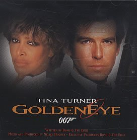 Tina Turner Goldeneye