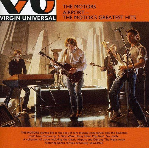Motors Greatest Hits Import Gbr