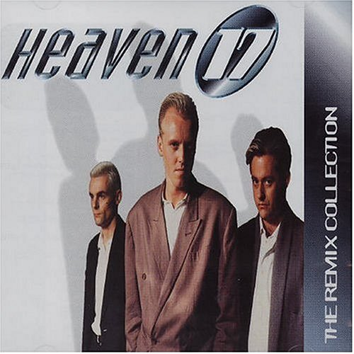 Heaven 17 Remix Collection Import Gbr