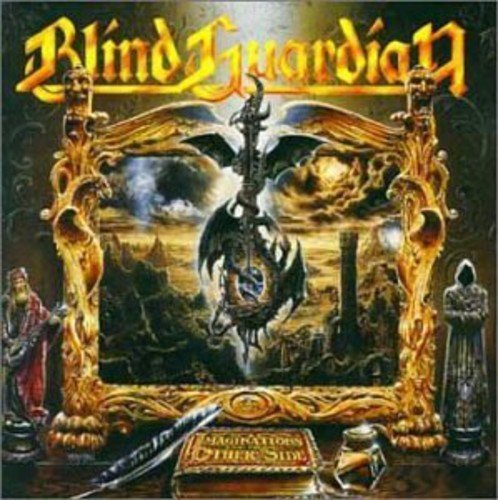 Blind Guardian Imaginations From The Other Import Eu