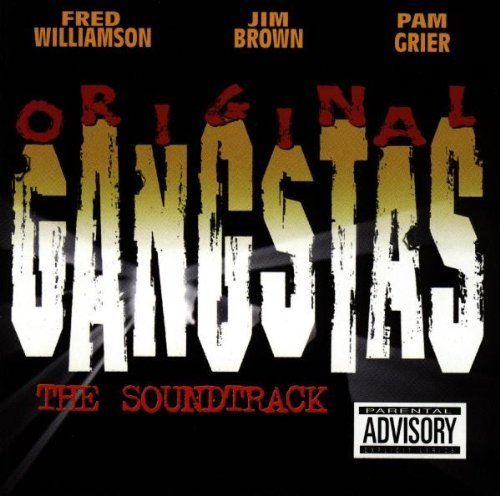 Original Gangstas Soundtrack Import Eu