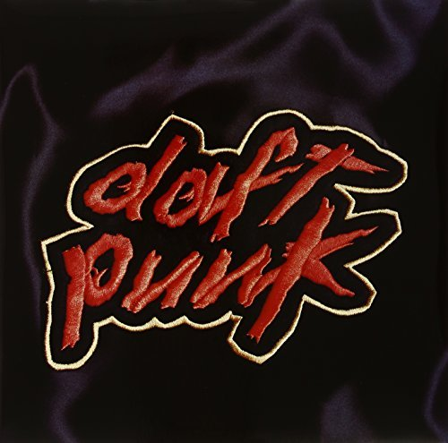 Daft Punk Homework 2 Lp