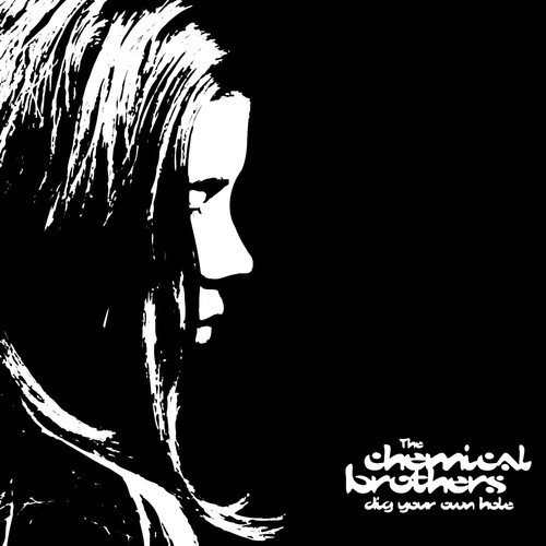 Chemical Brothers Dig Your Own Hole Black Vinyl