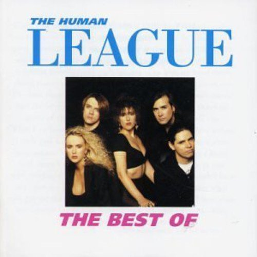 Human League Best Of Human League Import Eu