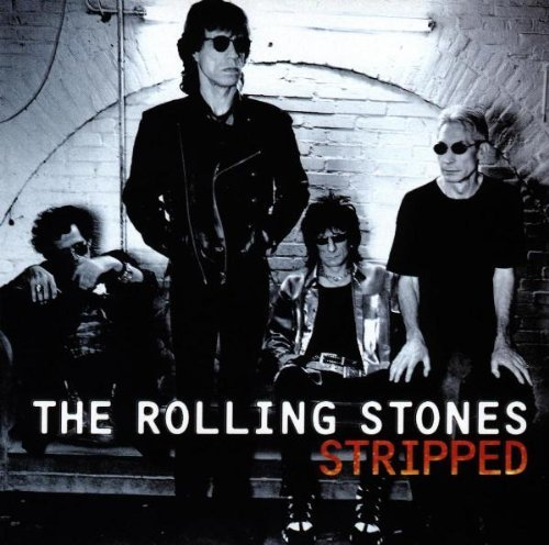 Rolling Stones Stripped Enhanced CD