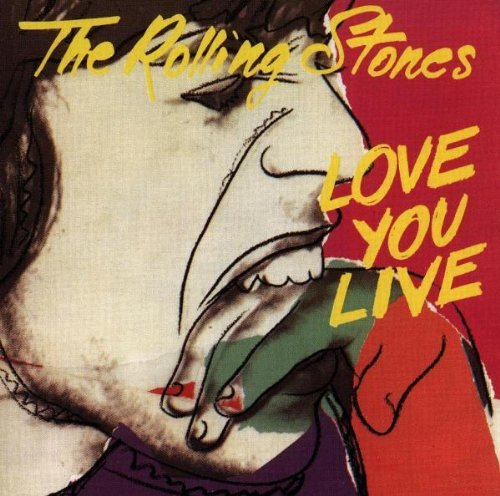Rolling Stones Love You Live 2 CD Set