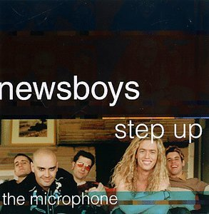 Newsboys Step Up To The Microphone